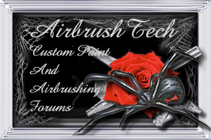 To AirbrushTECH Live Digital Magazine And Message Board